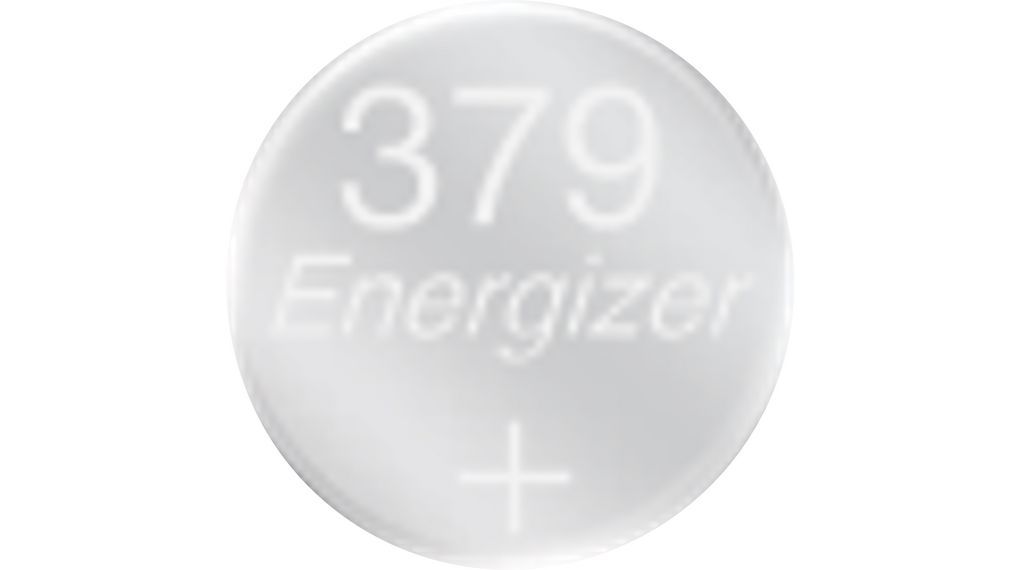 Buy Button Cell Battery, Silver Oxide 1.55 V 14.5 mAh