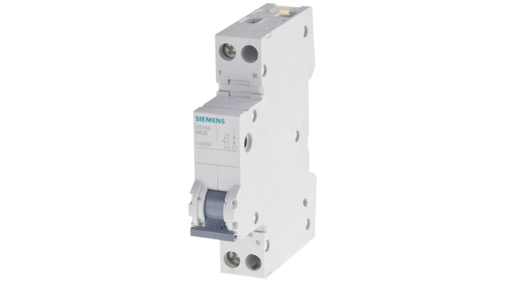 Buy Miniature Circuit Breaker 10A 230V 6kA B