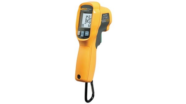 Buy Fluke 62MAX+ Infrared Thermometer, with dual laser, -30...+650 °C
