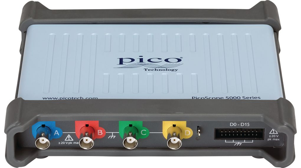 Buy PC Oscilloscope 4x60MHz 2.5 GSPS MSO