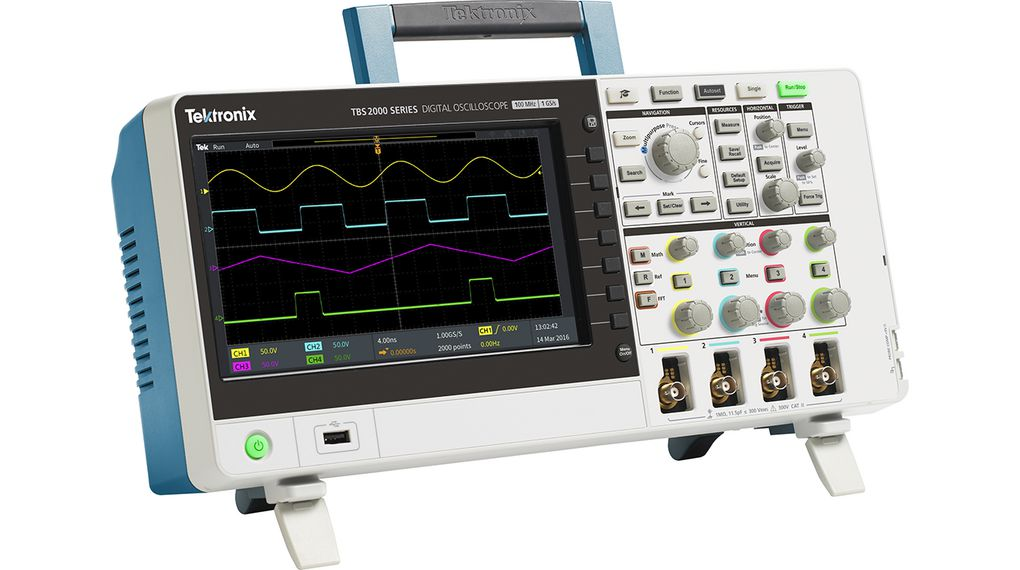 Buy Oscilloscope 4x 100MHz 1GSPS