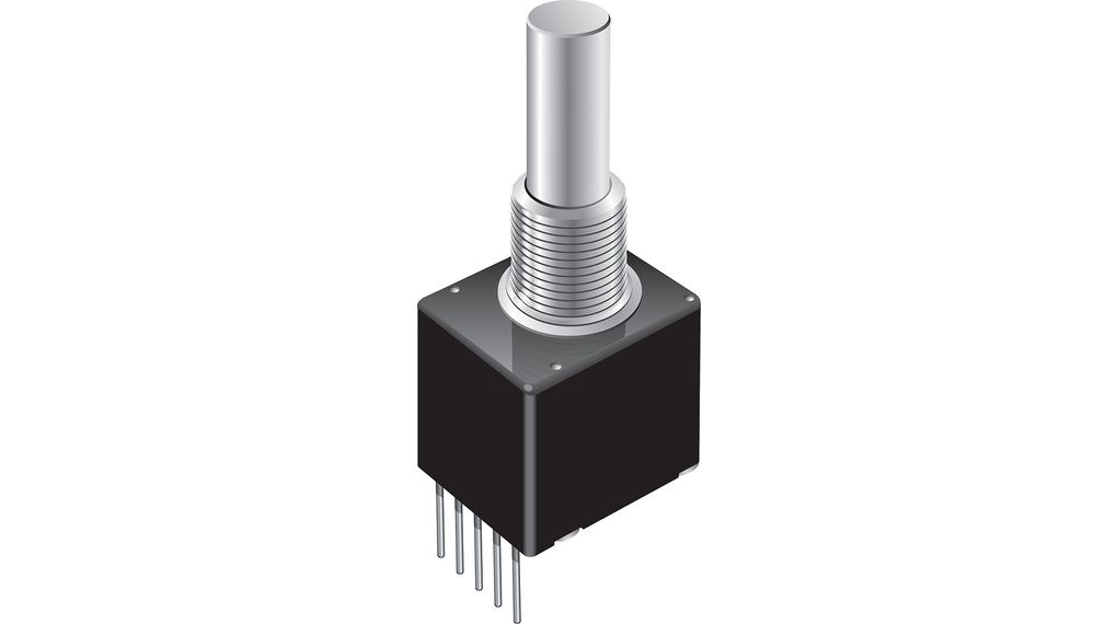 Rotary Encoder 128 CPR -5 V 3000 rpm