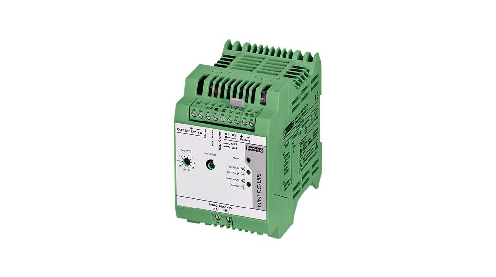 Uninterruptible Power Supply 12V 4A MINI-DC-UPS