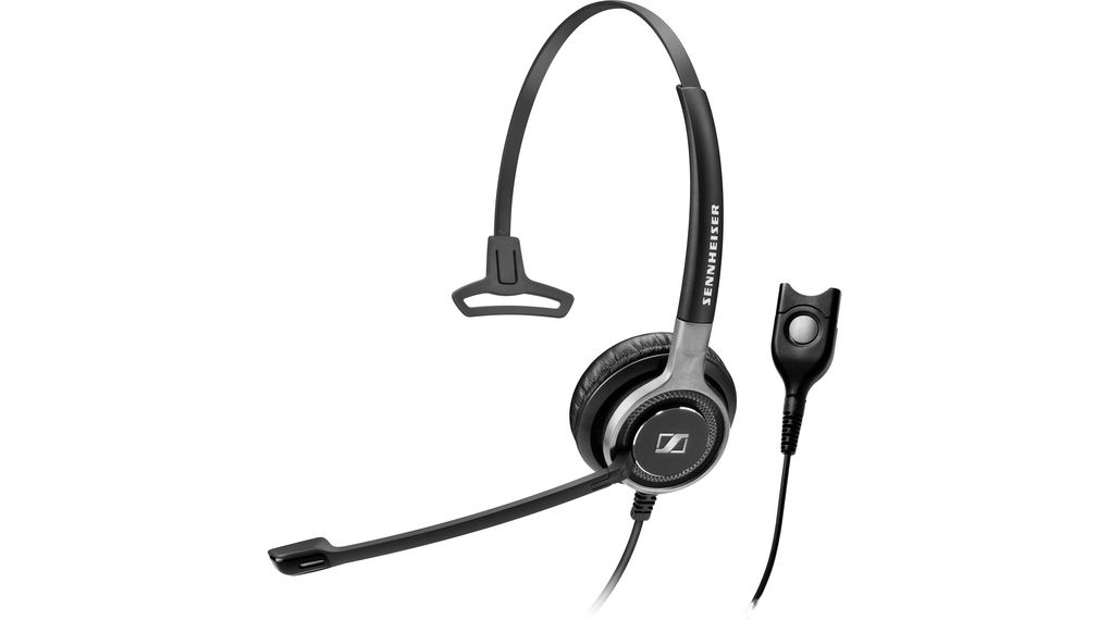 SC 630 ED - Office-Headset schwarz 30000362