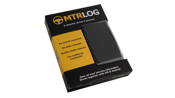 Buy MTRLOG driver's journal