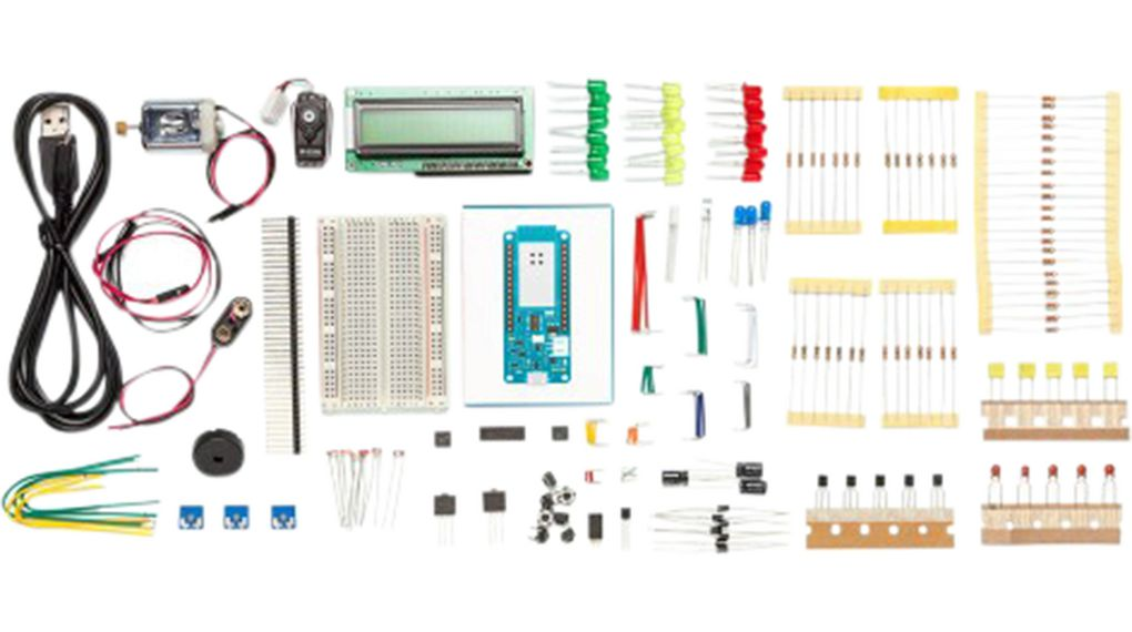 Buy Arduino MKR IoT Bundle