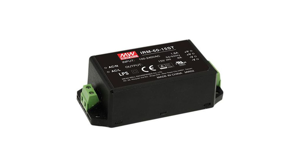 Buy Switching power supply 50 W 1 output