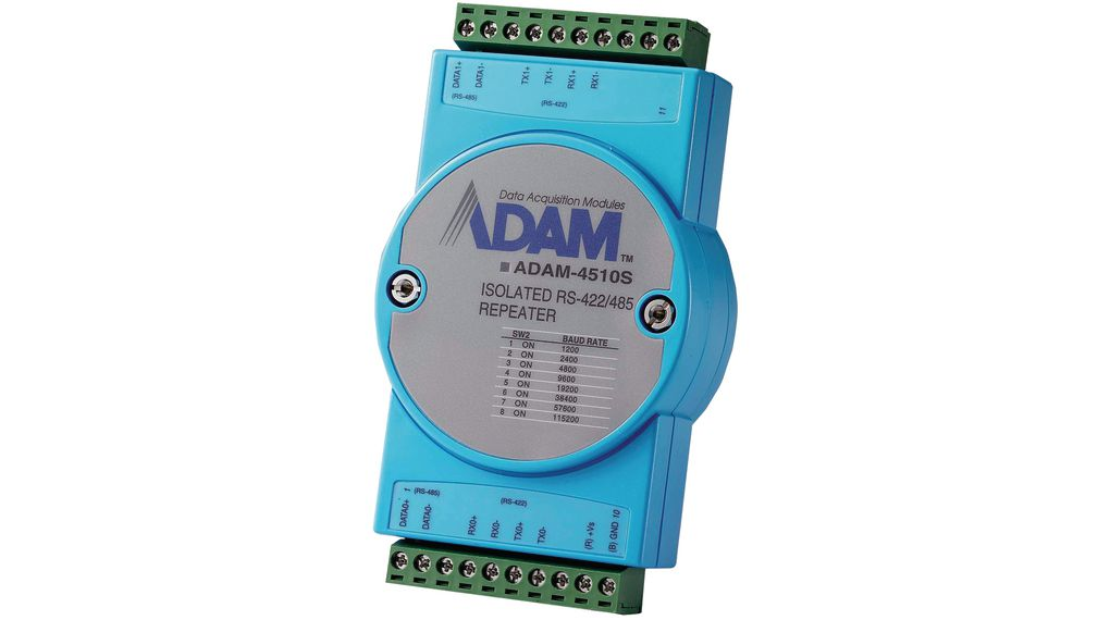ADAM-4510S - Repeater RS422 RS485 Klemmleiste RS422RS485-RS422RS485 12578735