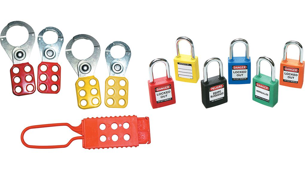 Buy Mini Lockout Starter Kit;Red / Yellow