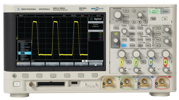 Buy Oscilloscope 2x100 MHz 4 GS/s