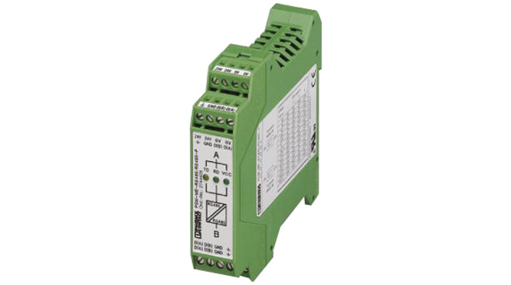 PSM-ME-RS485/RS485-P - Repeater RS485 Klemmleiste RS485-RS485 12579058