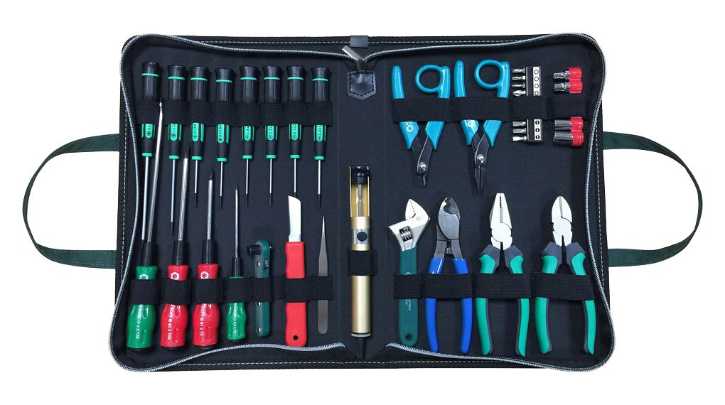 Buy Basic Electronic Tool Kit, 22 pieces