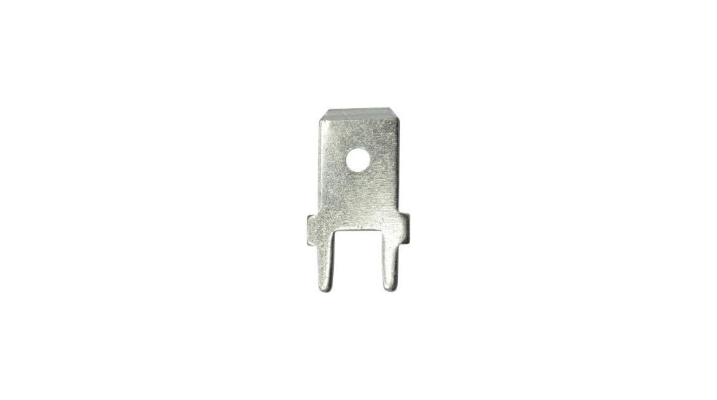 Solder Lug Tin-Plated Brass 1 3 mm PU=Pack of 100 pieces