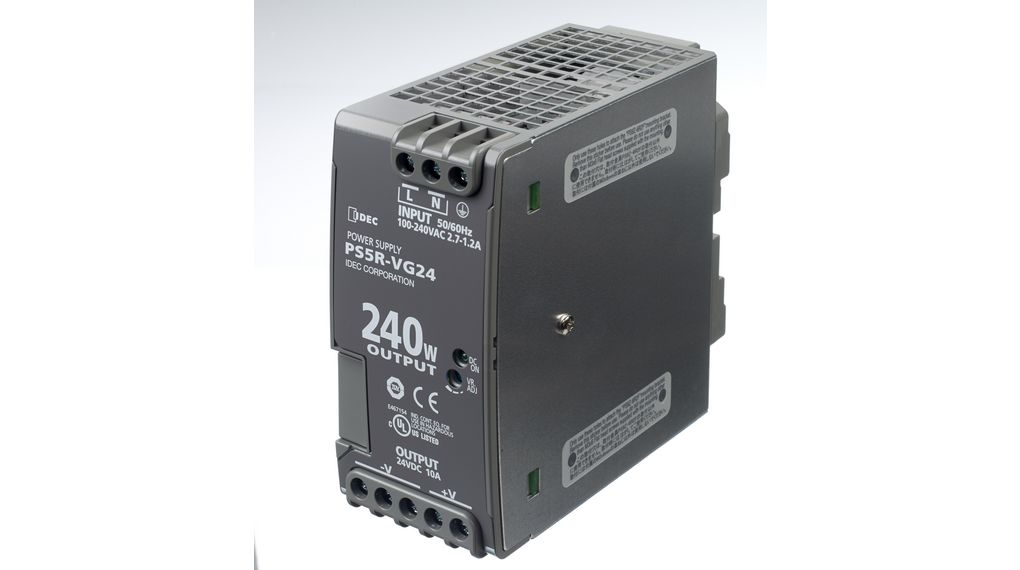 Switching Power Supply 240W 24V 10A