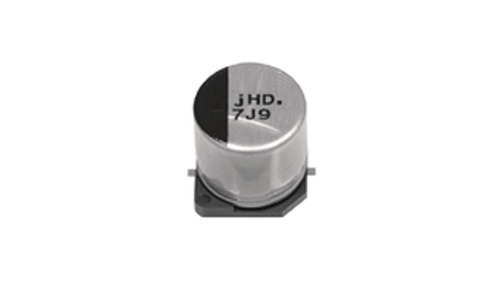 SMD Electrolytic Capacitor 22 uF 100 VDC
