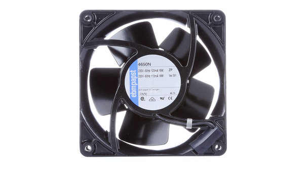Buy Axial Fan AC 119x119x38mm 230V 160m³/h