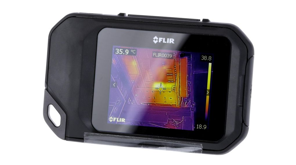 Buy Thermal Imager 80 x 60, -10 ... +150 °C