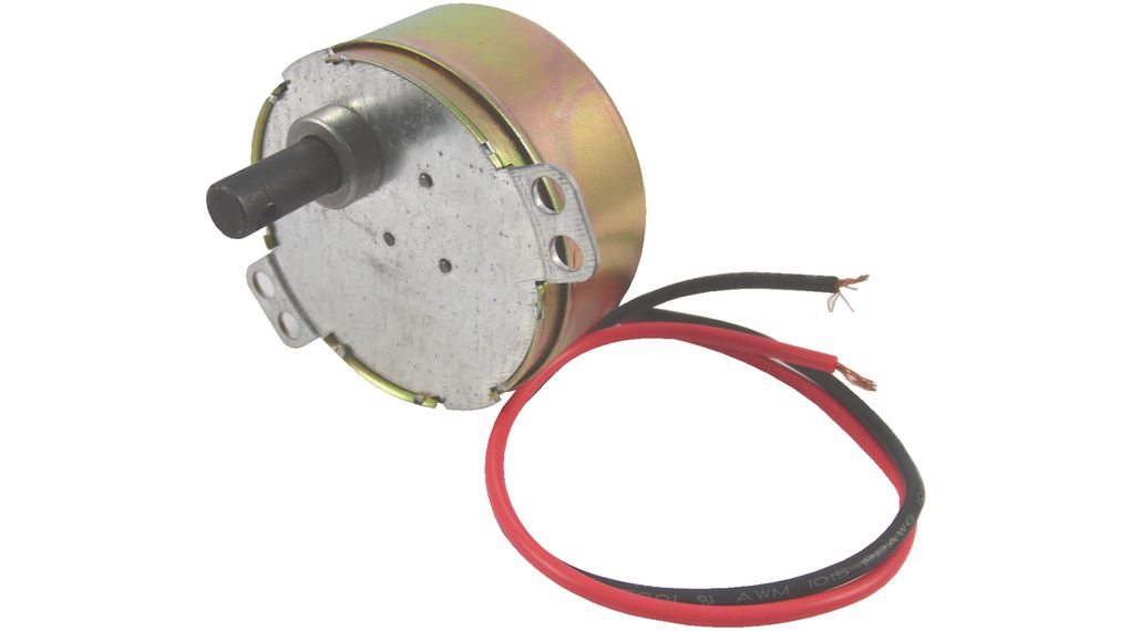 Synchronous Motor, 4 W, 7 mm