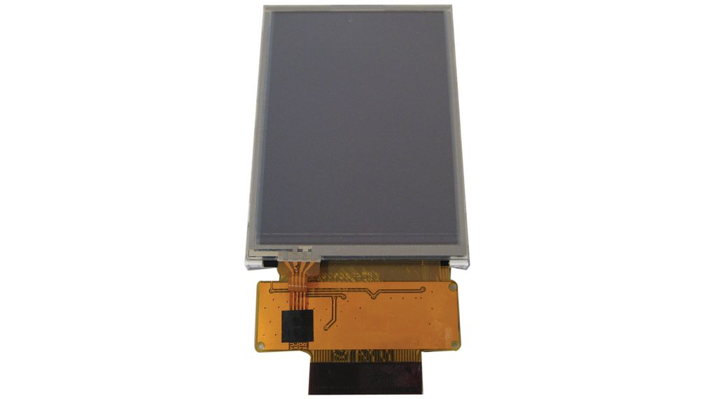 """Display DEM 240320E TMH-PW-N (A-TOUCH) - TFT-Display 240 x 320 Pixel 36.72 48.96 mm 2.4"""""""" SPI 8080 262000 17550355"""
