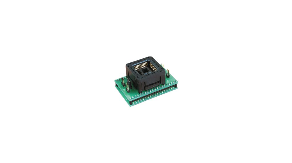 Adapter DIL40/PLCC44 ZIF W-EPROM/MCS51