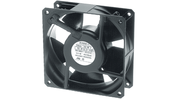 Buy Axial fan AC AC 119x119x38mm 230V 158m³/h