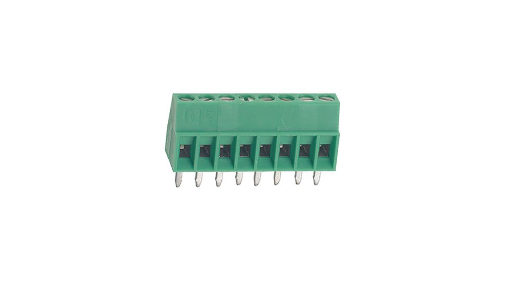 Buy Wire-To-Board Terminal Block 0.14...0.5 mm² solid or stranded 2.54 mm 4