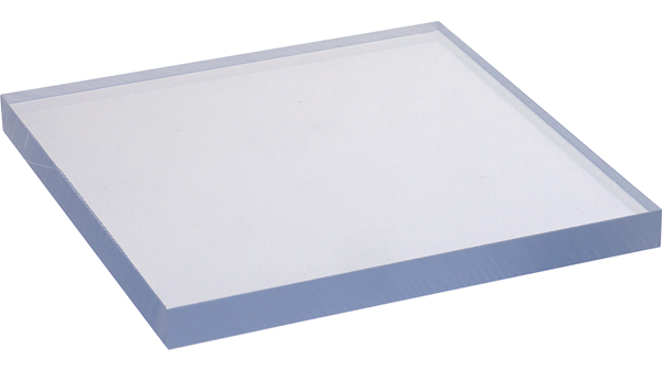 PC TRANSPARENT 500X500X10 - Polycarbonat Platte Transparent 1.2 g/cm³ 500 x 10 mm 14821657