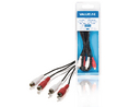 Buy Audio cable 2.00 m black