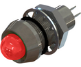 Buy LED Indicator, red, 24 VDC, 19 mA