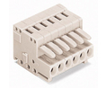 Buy Female connector CAGE CLAMP Connection 8P