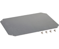 Buy Mounting Plate, Galvanised Steel, For sizes 400x300x150/210