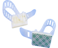 Buy Adjustable Cable Clamp natural Polyamide 6.6