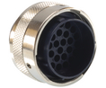 Buy Cable plug 19-pole Trident Ringlock Circular Poles=19 Male Housing size16