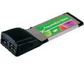 Buy ExpressCard 34 mm FireWire 800 2-Port