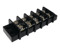 Buy Terminal block for chassis mounting 0.3...3.3 mm², 11 Poles Black