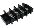 Buy Terminal block for chassis mounting 0.3...2 mm², 9 Poles Black