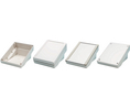 Buy Desktop Enclosure 130x180x86mm Off-White