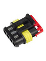 Crimp housing Pitch6 mm Poles 4 Superseal Buy {0}