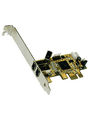 PCI-E x1 Card3x FireWire Buy {0}