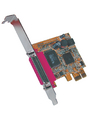 PCI-E x1 Card1x ECP DB25F Buy {0}