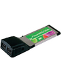 ExpressCard 34 mm FireWire 800 2-Port Buy {0}