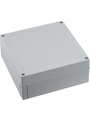 Enclosure Polycarbonate, Grey cover, Low base, 130 x 100 x 80 mm Buy {0}