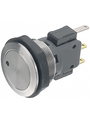 Pushbutton Switch, Vandal Proof 3 A 125 VAC/250 VAC 1CO IP67 Buy {0}