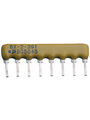 Fixed Resistor Network 2.2 kOhm  ±  2 % Buy {0}